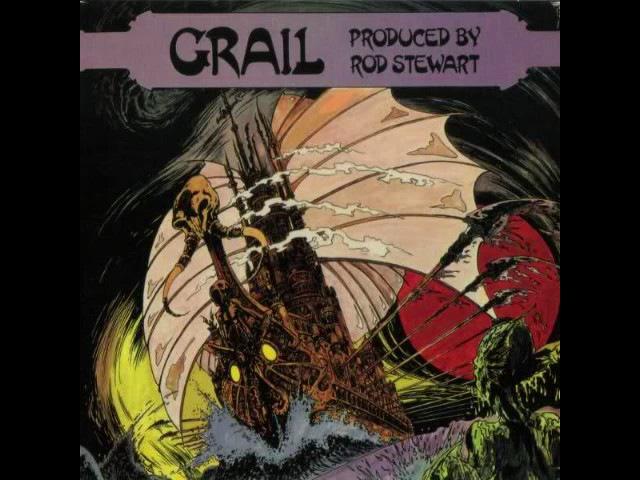 Grail(UK) -Power(Obscure Heavy Prog) 1970