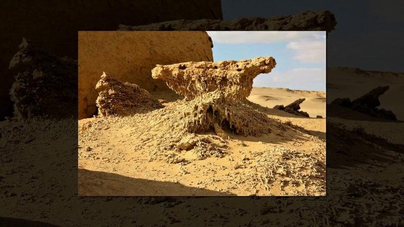 Смотри и думай...История 145.Вади-аль-Хитан.Египет.Африка. Wadi al-Khitan.Egypt.Africa.