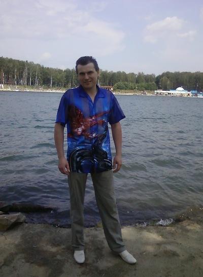 Игорь Даронин, 25 июля 1969, Екатеринбург, id169512753