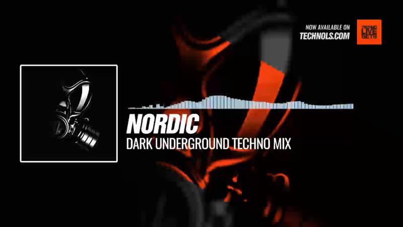 Nordic - Dark Underground Techno Mix Periscope Techno music
