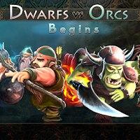 Установить  Dwarfs vs Orcs