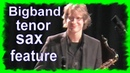 Close Encounters - Bigband tenor sax feature featuring Paul Heller and the WDR Bigband