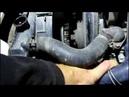 Замена нижнего патрубка радиатора Toyota Dyna Тойота Дюна 1996 года