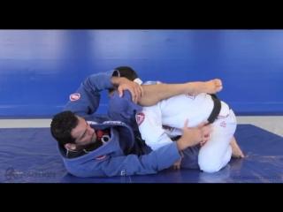 Braulio Estima - Inverted Triangle From Open Guard