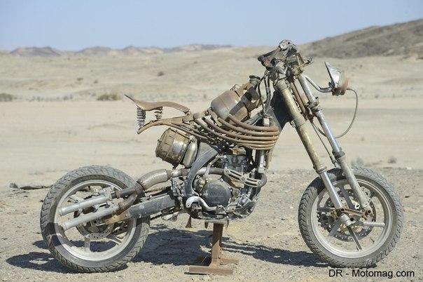 Мотоциклы из фильма Mad Max