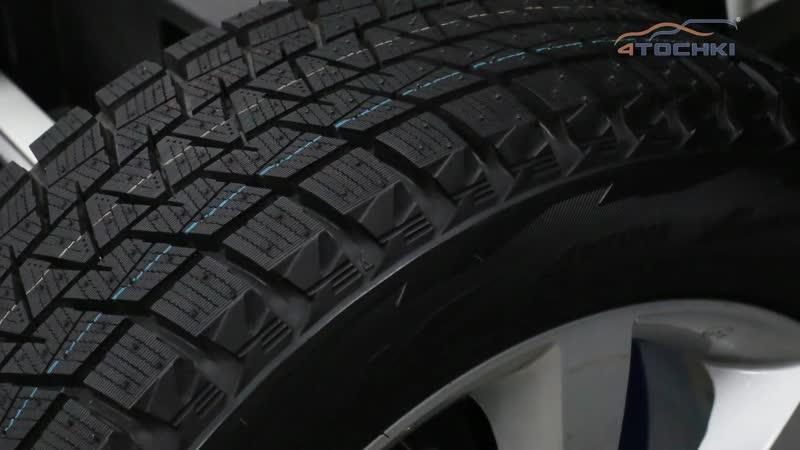 Зимняя нешипованная шина Bridgestone Blizzak DM-V1. Шины и диски 4точки - Wheels Tyres 4tochki