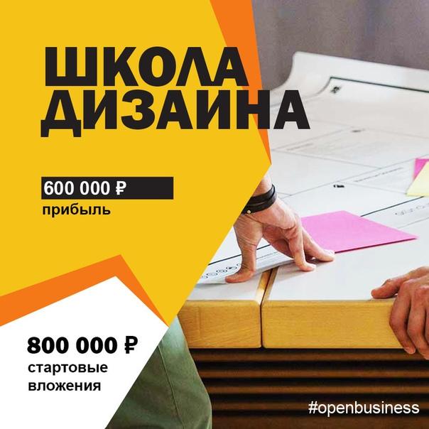 💡 Свой бизнес: как открыть школу дизайна 📢Большинство людей любят, когда их окр...
