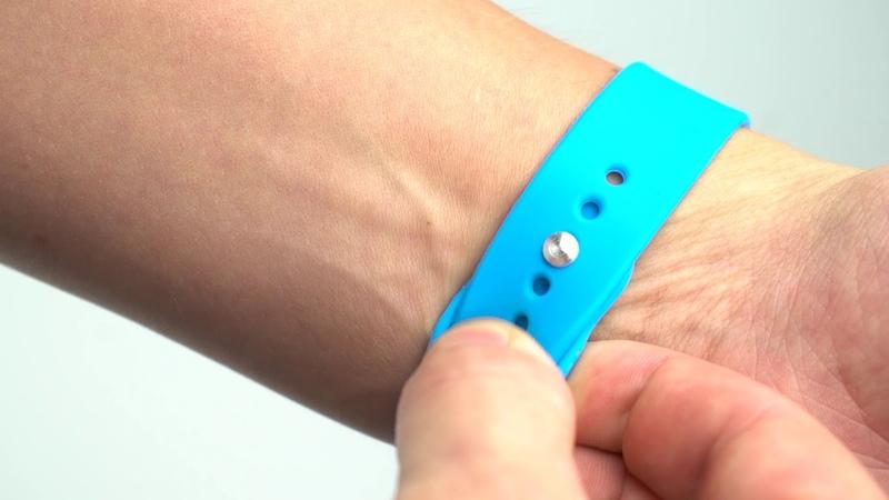 RFID-браслеты SmartTAG® Flex с застежкой. Быстро! Легко! Удобно! Мужской размер.