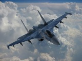 'Это не самолет, это просто НЛО'  российский истребитель Су 35 потряс Ле