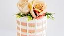 Gold Leaf Cake Decorating Rosie's Dessert Spot