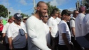 Первомайская демонстрация Варадеро (Куба) 2019