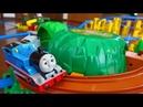 Thomas Railway Toy Plarail Mountain Rail Set Sodo Island Set