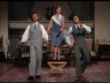 Debbie Reynolds &amp Donald O'Connor &amp Gene Kelly - Good morning (OST Singin' In The Rain)