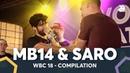 MB14 Saro | WBC Tag Team 2018 Champion