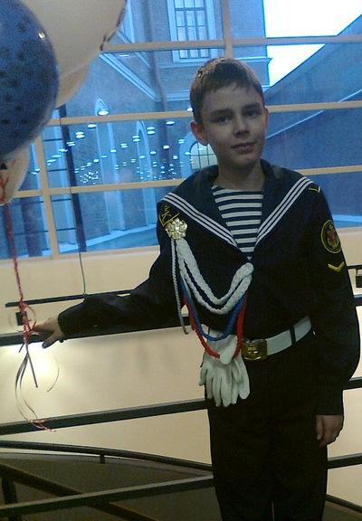 Андрей Башмаков, 11 июня 1998, Санкт-Петербург, id154053655
