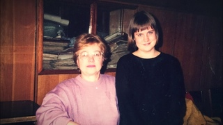 Оксане Дроздовой 14 лет. «Зов синевы» из к/ф «Синяя птица