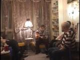 Вячеслав Тимофеев в гостиной