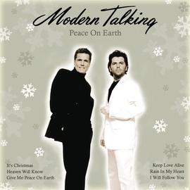 Modern Talking альбом Peace On Earth (Winter In My Heart)
