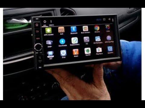 Лучшая Универсальная 2DIN 178х100 Магнитола 8 Core Android 8.0 Штатная Для Всех Авто