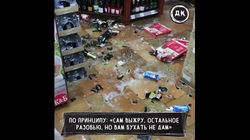 Пьяный ЗОЖник   Дерзкий Квадрат
