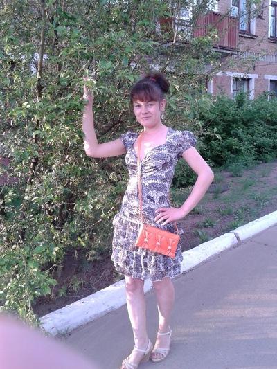 Наталья Севергина, 25 июля 1988, Улан-Удэ, id217775489