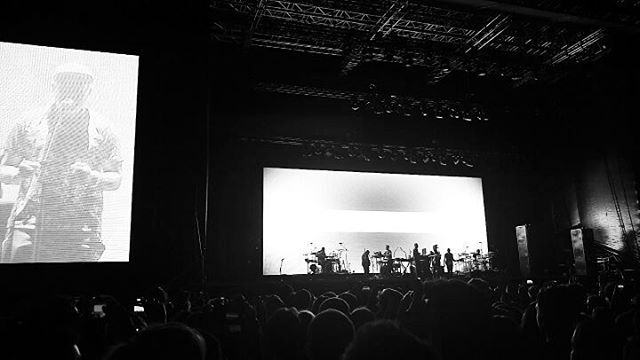 Massive Attack Angel live at Park live 2018