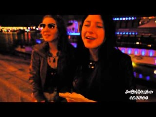 Crazy and Happy J-Gabbersha with Liza - dance and create fun cover on R. Kelly, Bryan Adams