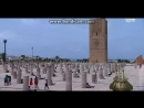 The Hassan mosque in Rabat during the start of the Friday's prayer (bandicam 2018-07-20 15-40-06-565)