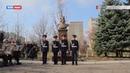 Пасечник и депутат Госдумы открыли памятник атаману Платову в Алчевском кадетском корпусе