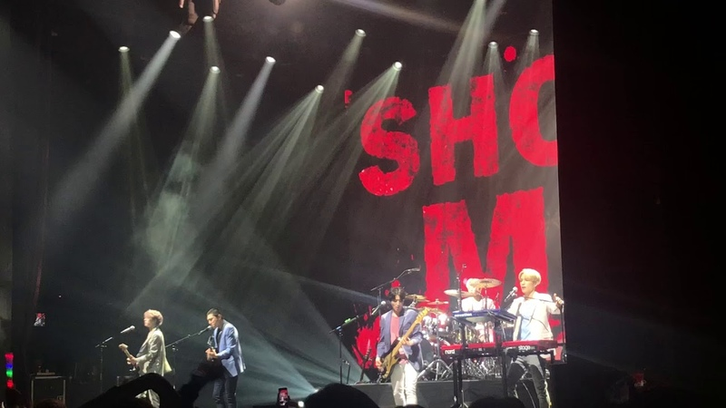 DAY6 1st World Tour Youth in North America | Shoot Me