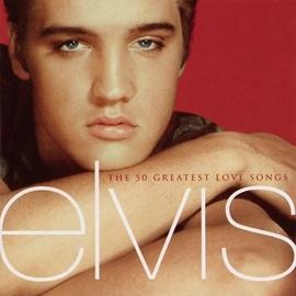 Elvis Presley альбом The 50 Greatest Love Songs