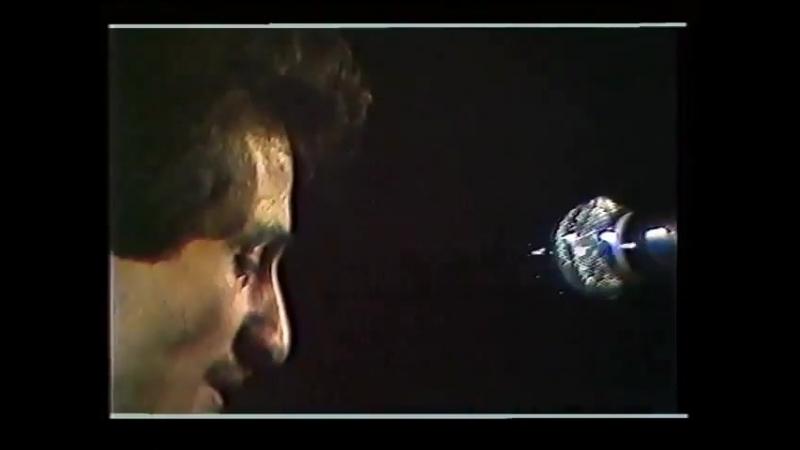 группа Красноводск концерт Ашхабадского рок клуба 1994 Дом Радио