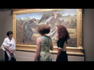 Выставка «Прерафаэлиты: викторианский авангард», Москва