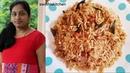Southindian Tamarind rice with homemade powder mix pulihora puliyogarai pulisadam