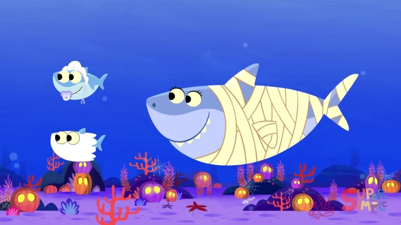 Baby Shark Halloween