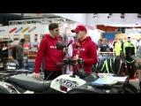 Новый квадроцикл Baltmotors ATV 500 EFI. Репортаж с Мотовесны 2018