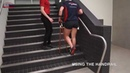 Using Crutches on Stairs