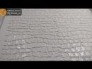 Валик для имитации каменной мозаики