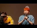 180617 Jinyoung X Hyunsoo @ Dongja Art Hall Fansign