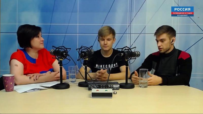 Беседа с владимирскими футбольными фристайлерами Михаилом Трофимов и Алексеем Живолоповым