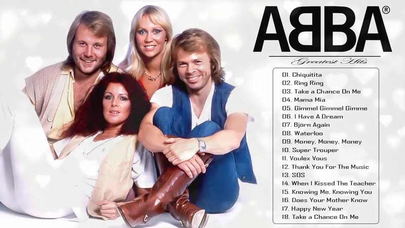 Greatest HIts Album Of ABBA - Best Songs Of ABBA Collection Of All Time