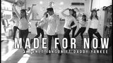 Made For Now - Janet Jackson ft Daddy Yankee by Cesar James Zumba Cardio Extreme Cancun
