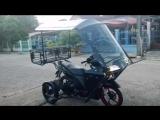 Motorcycle Training Wheel Kit by SEREE รวมรุ่น รถผู้สูงอายุ รถคนพิการ รถใช้ในธุร