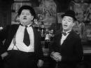 Запредельный Запад США, 1937 комедия, Стэн Лорел и Оливер Харди