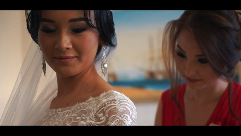 Утро жениха и невесты (сборы) и катание ❤ (2018) Свадьба Данияр и Мухаббат / MNC Media
