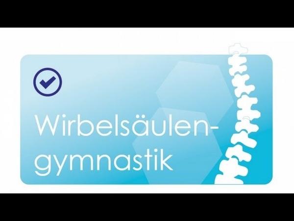 Senioren XXL Gymnastik 05 Wirbelsäulengymnastik mit Birgit 60 Minuten