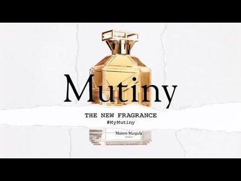 Mutiny - The New Fragrance by Maison Margiela