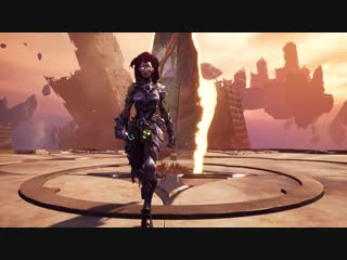 Darksiders III | Fury's Apocalypse Trailer | PS4