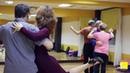 Аргентинское Танго в школе танцев Квадрат