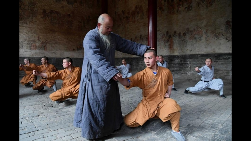 Как я был монахом Шаолиня. Часть 2.